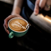 Barista at Blenz Coffee Pandosy