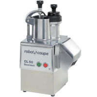 Robot Coupe CL50 Gourmet Continuous Feed Food Processor - 120V