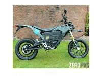 ZERO FXS 2020 ZF7.2 15kW Supermoto Last few remaining *FREE DELIVERY see below