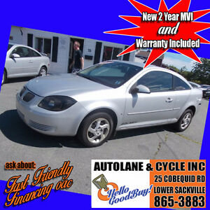 2008 Pontiac G5 Coupe SHARP CAR! Only 134K Only $4495