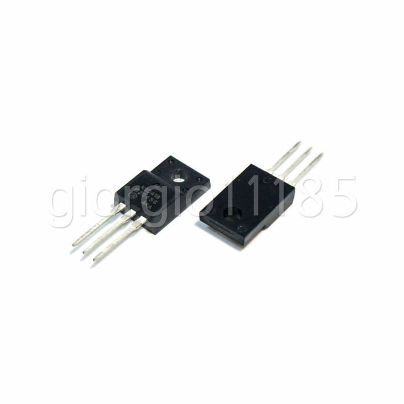 US Stock 2pcs MBRF2045CT MBR2045 45V/20A TO-220 Schotty Barrier Rectifier Diode