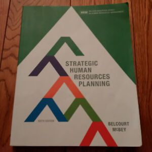 Strategic Human Resources Planning 6E