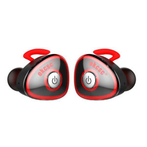 New True Wireless Bluetooth Earphones