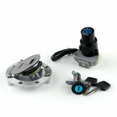 Ignition Switch Lock & Fuel Gas Cap Key Set Fit Yamaha TZR125 TZM150 TZR150 UK