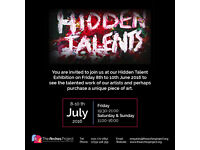 Hidden Talents Fine Art Exhibition