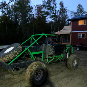 Mud truck trades welcome