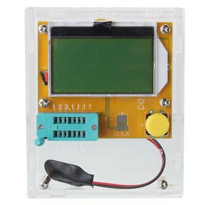 New Lcr-t4 Mega328 Transistor Tester Diode Triode Capacitance Esr Meter Case
