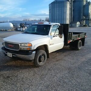 GMC 3500 HD Duramax 4x4