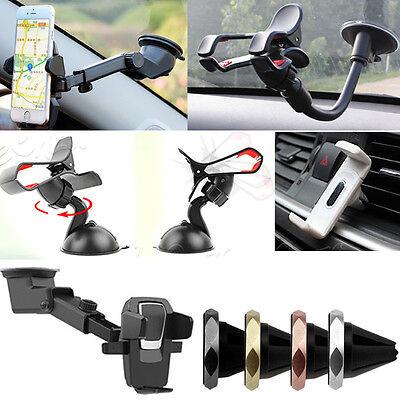 360 CAR MOUNT HOLDER CRADLE WINDSCREEN AIR VENT GPS PDA TOM-TOM MOBILE PHONES Tomtom Gps Pda