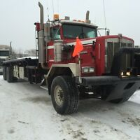 2002 KENWORTH C500 340'' BED TRUCK