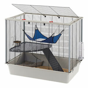 LARGE PET CAGE FOR 2 SMALL ANIMALS! FOR SALE + ACCESSORIES! $200
