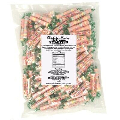 Candy Wrapped Candies Extreme 2 lbs. (Xtreme Candy)