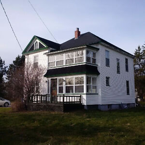 Gorgeous Home in Renous. Lots of Character/Ready to move in.