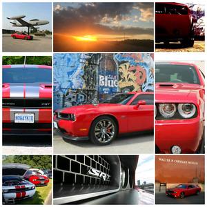 2013 Dodge Challenger SRT8