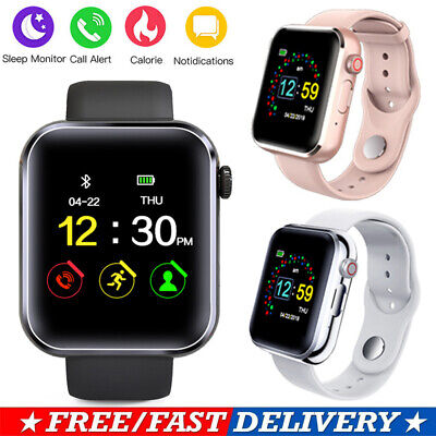 UK Sports Activity Tracker Fitness Smart Watch Fit bit style Android IOS SIM UK