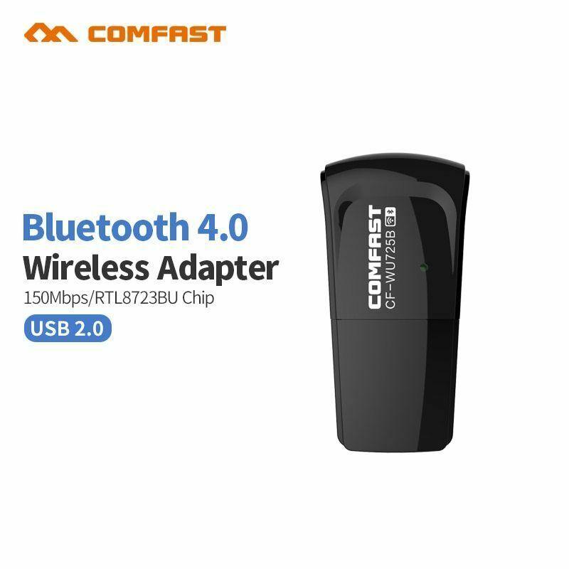 Comfast® CF-WU725B Bluetooth 4.0 150Mbps Mini Wireless USB