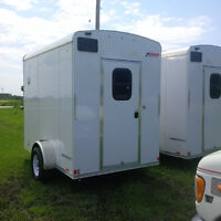 6x10 FOOD TRUCK CONCESSION TRAILER FOR SALE WINNIPEG