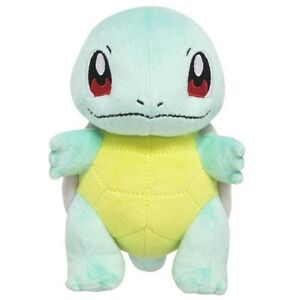"Pokemon Squirtle Rare Soft Plush, 48"" tall!"