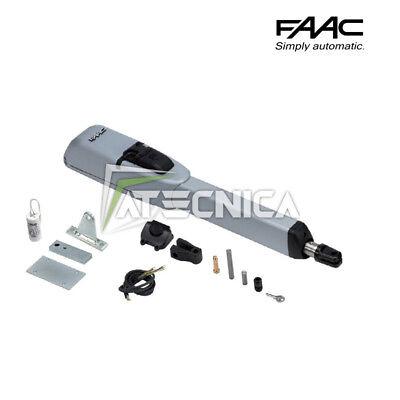 Motor Actuador Automatización Puertas Abatibles Original faac 415 230V 104415 3
