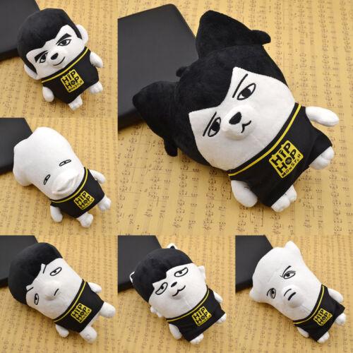 Fashion BTS Plush Doll Bangtan Boys Hiphop Monster Stuffed Toy Unisex Xmas Gift