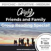 'Know your Tribe' Group Reading Special- Angela Psychic Medium