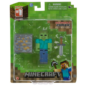 I'm looking to buy minecraft zombie series 1