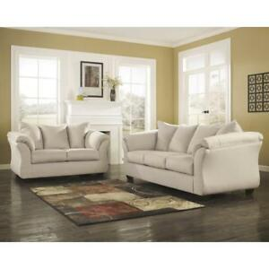 Ashley Furniture Darcy Sofa - Up To 50% Off Your Local Retailer Prices!
