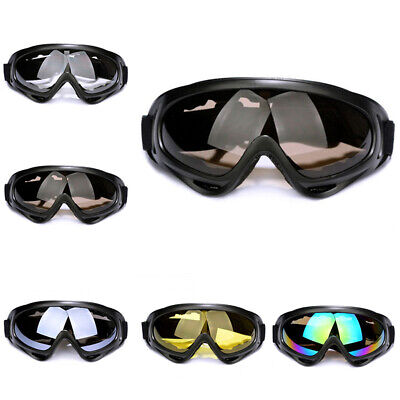 skiing goggles snowboarding eye protection cover yellow