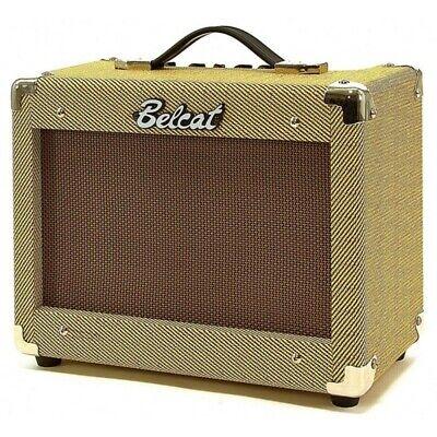 V15G Amplificador de 15 W para Guitarra Electrica con acabado Vintage Tweed