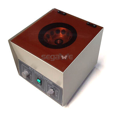 80-2 110v 40w Electric Centrifuge Machine Lab Medical Practice 12x 20ml Tubes