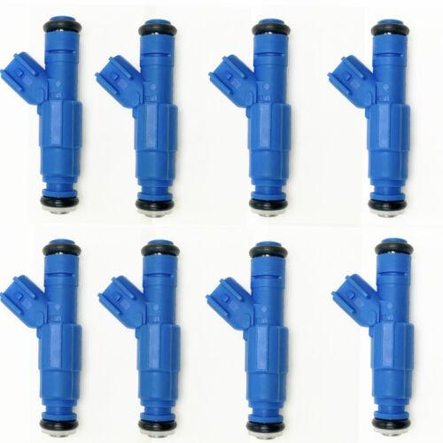 OEM BOSH Set of 8 Fuel Injectors for 03 04 Ford Expedition 5.4L 330Cu V8