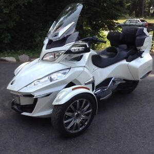 SPYDER RT LIMITED