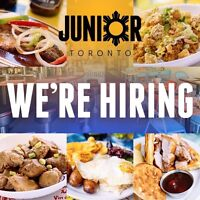 Hiring Chef/Sous Chef