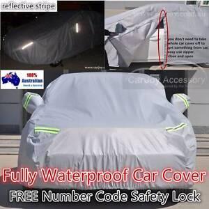 Fully Waterproof Guaranteed Car Cover Semi Custom All Car Size Campbelltown Campbelltown Area Preview