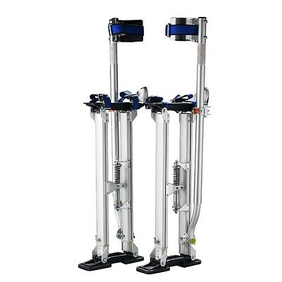 Pentagon Tool Professional 18-30 Silver Drywall Stilts Highest Quality New