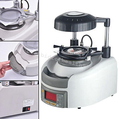 Dental Lab Vacuum Forming Molding Former Thermoforming Machine 1-2mm 8 Button