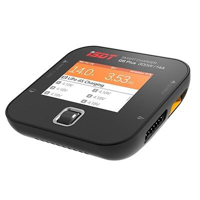ISDT Q6 Plus 300W 14A Smart Pocket Battery Balance Charger LiPo LiFe LiHv NIMH