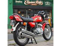 1972 Kawasaki S2 350 Triple Classic Vintage Super Rare, Probably The Nicest Ever