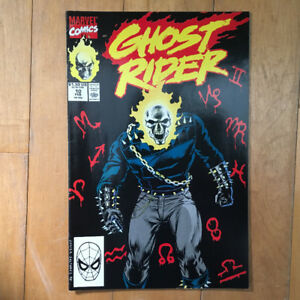 Ghost Rider comic book Volume 2 #10 - February 1991