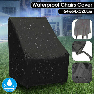 Garden Furniture - Outdoor Patio Waterproof Furniture Covers Chair Rain Protection Garden Snow Yard