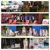 Pop-Up Shops in Muskoka
