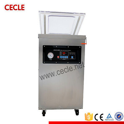 DZ500S Single Chamber Vacuum Packing Machine