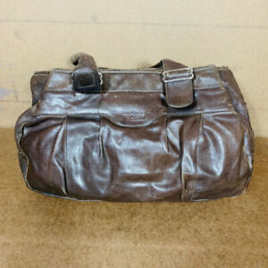 Rudsak ( authentique )  , sac en cuir / leather bag