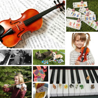 MUSIC LESSONS YOUR CHILD WILL LOVE