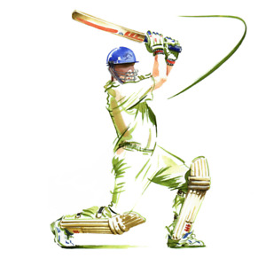Hard Tennis Ball cricket - Batsman needed