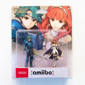 amiibo - Fire Emblem Warriors (Alm & Celica, Tiki)