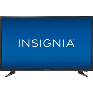 """Insignia 32"""" 720p HD LED TV - Used for 1 HR- In box Brand New!"""