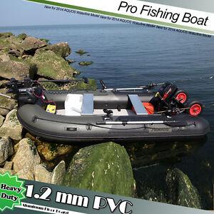1.2mm PVC 3m Inflatable Boat fishing boat Tender Dinghy Raft Zodiac avon Type NW