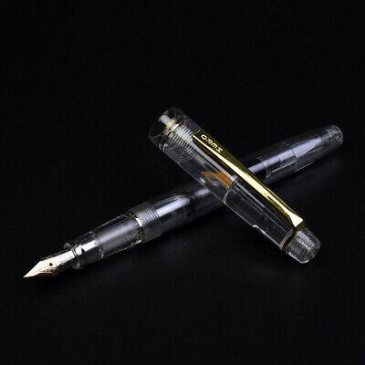 Hero 1202 Fountain Pen Fine Nib 0.38mm iridium-point pen office pens best