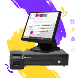 Whole complete epos system-All in one